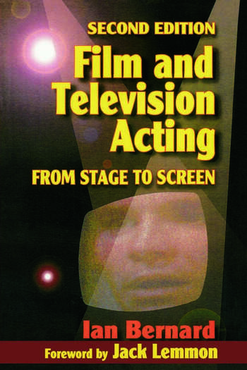 Film and Television Acting From stage to screen book cover