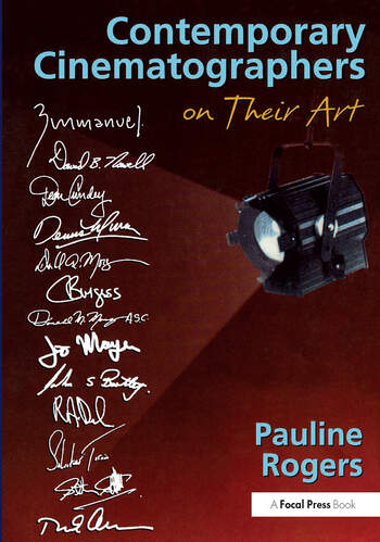 Contemporary Cinematographers on Their Art book cover