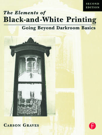 Elements of Black and White Printing book cover