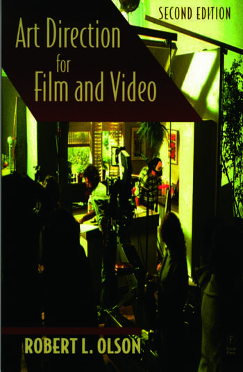 Art Direction for Film and Video book cover