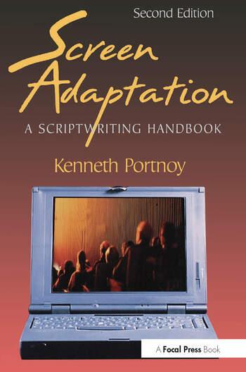 Screen Adaptation A Scriptwriting Handbook book cover