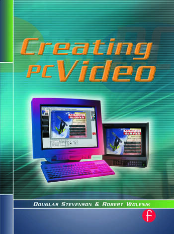 Creating PC Video book cover