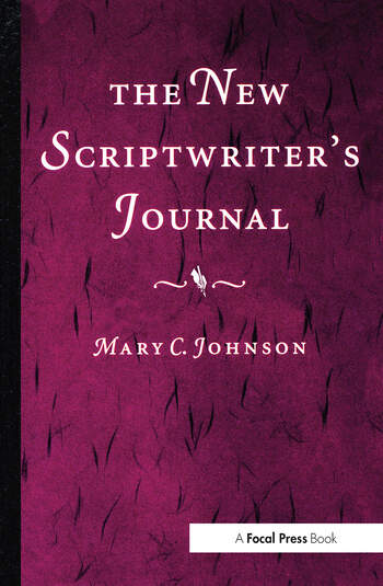 The New Scriptwriter's Journal book cover