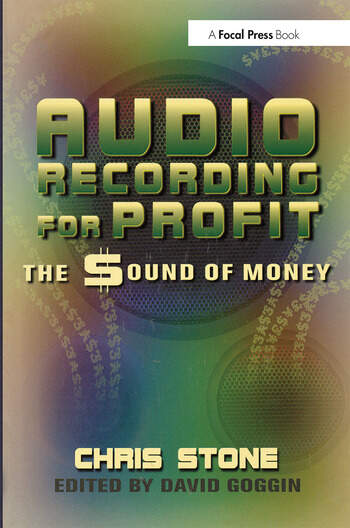 Audio Recording for Profit The Sound of Money book cover