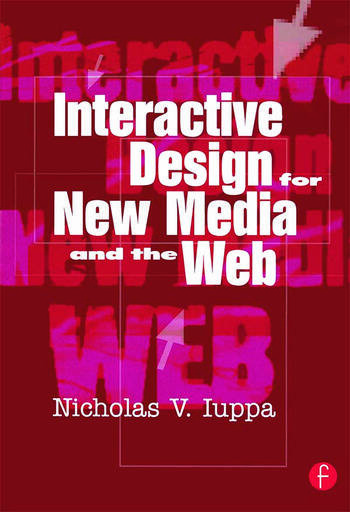 Interactive Design for New Media and the Web book cover