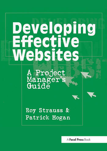 Developing Effective Websites A Project Manager's Guide book cover