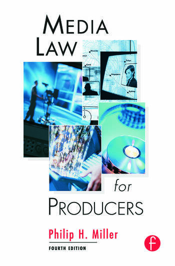Media Law for Producers book cover