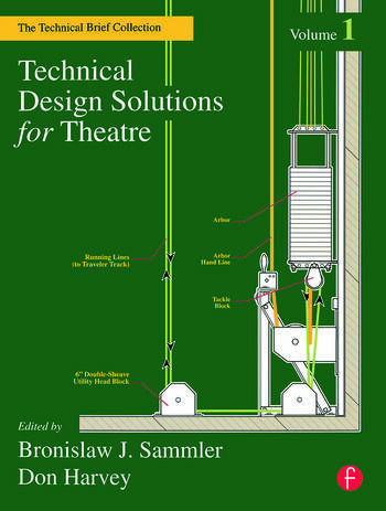 Technical Design Solutions for Theatre The Technical Brief Collection Volume 1 book cover