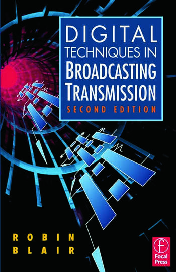 Digital Techniques in Broadcasting Transmission book cover