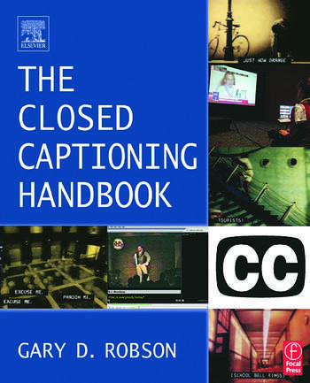 Closed Captioning Handbook book cover
