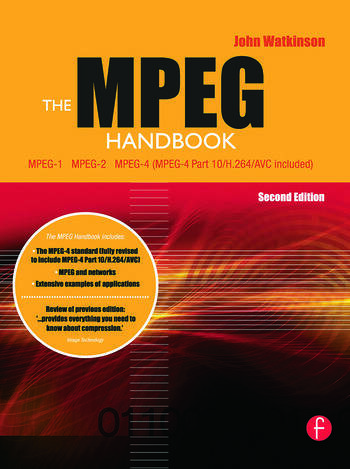 The MPEG Handbook book cover