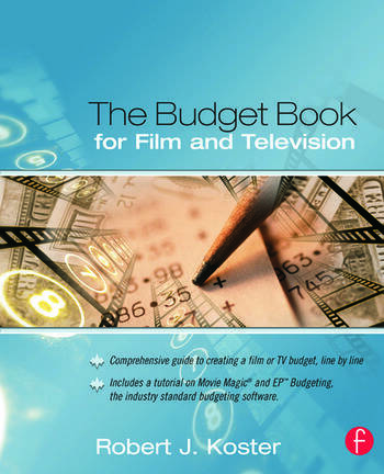 The Budget Book for Film and Television book cover