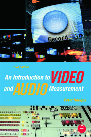 An Introduction to Video and Audio Measurement book cover
