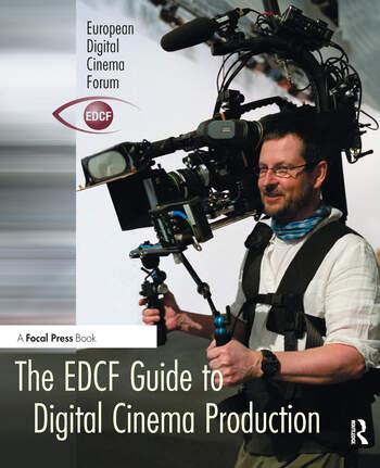 timeless design 33732 7312e The EDCF Guide to Digital Cinema Production book cover
