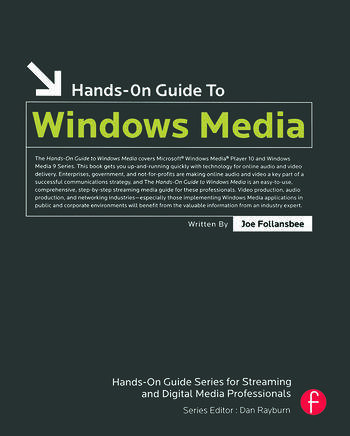 Hands-On Guide to Windows Media book cover