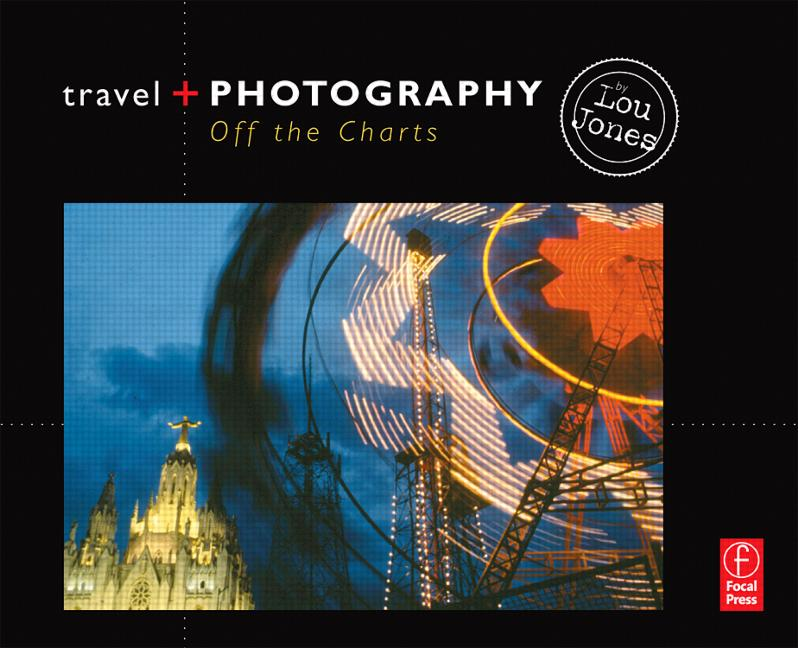 Travel and Photography Off the Charts book cover