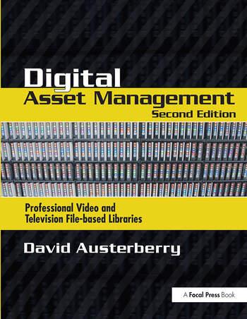 Digital Asset Management book cover