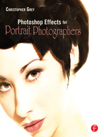 Photoshop Effects for Portrait Photographers book cover