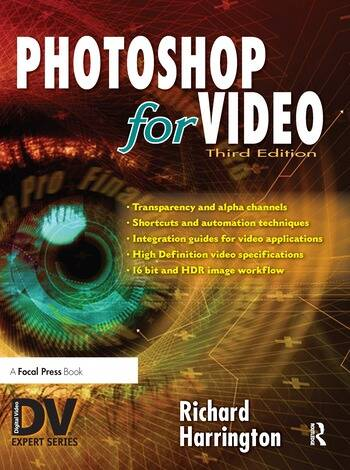 Photoshop for Video book cover