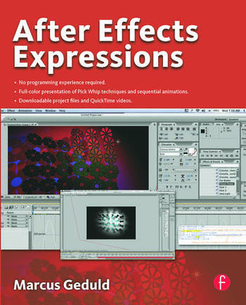 After Effects Expressions book cover