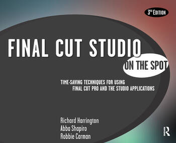Final Cut Studio On the Spot book cover