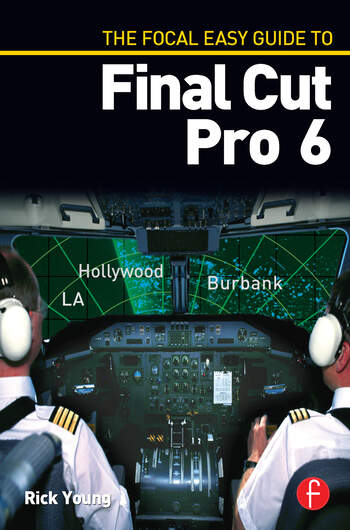 The Focal Easy Guide to Final Cut Pro 6 book cover