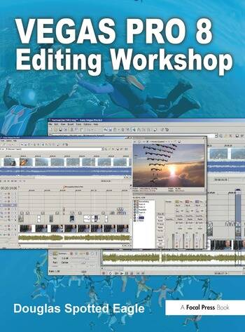 Vegas Pro 8 Editing Workshop book cover