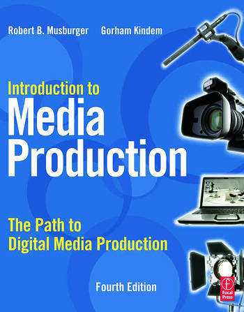 Introduction to Media Production The Path to Digital Media Production book cover