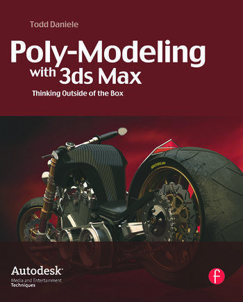 Poly-Modeling with 3ds Max Thinking Outside of the Box book cover