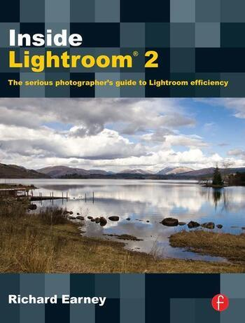 Inside Lightroom 2 The serious photographer's guide to Lightroom efficiency book cover