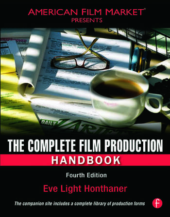 The Complete Film Production Handbook book cover