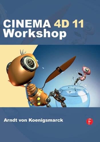 CINEMA 4D 11 Workshop book cover