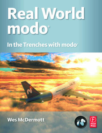 Real World modo: The Authorized Guide In the Trenches with modo book cover