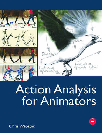 Action Analysis for Animators book cover