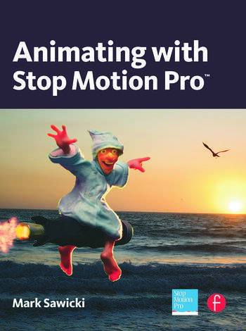 Animating with Stop Motion Pro book cover