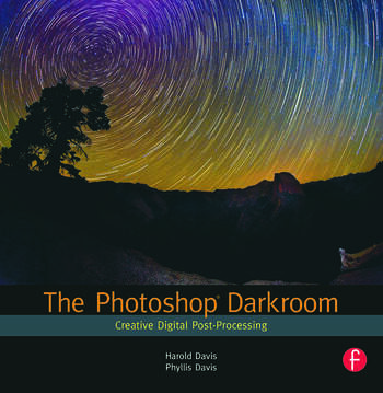 The Photoshop Darkroom Creative Digital Post-Processing book cover