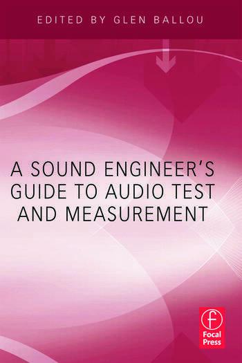 Handbook for Sound Engineers by Glen Ballou (Editor)