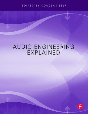 Audio Engineering Explained book cover