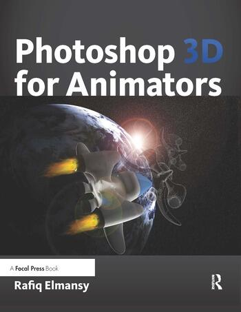 Photoshop 3D for Animators book cover