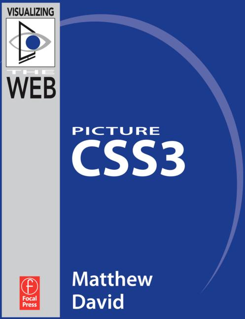 Picture CSS3 book cover