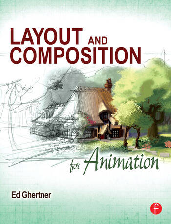 Layout and Composition for Animation book cover