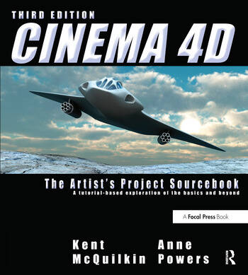 Cinema 4D The Artist's Project Sourcebook book cover