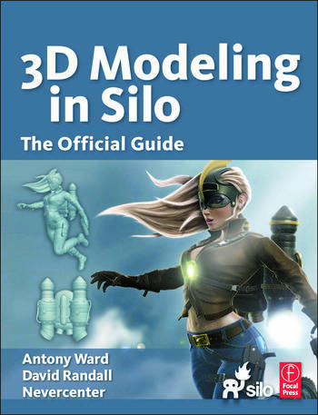 3D Modeling in Silo The Official Guide book cover