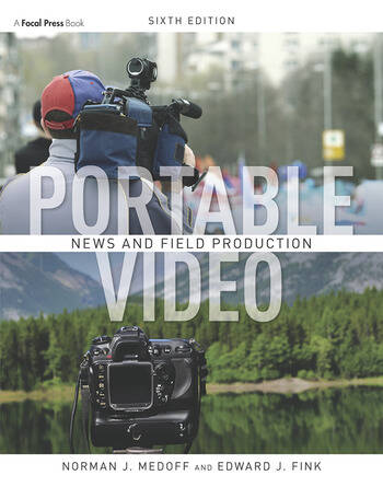 Portable Video News and Field Production book cover