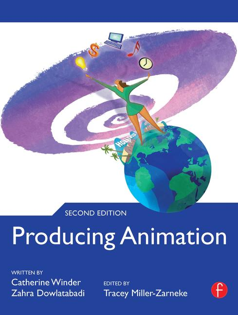 Producing Animation book cover