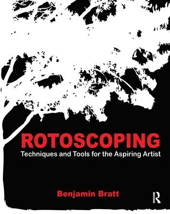 Rotoscoping Techniques and Tools for the Aspiring Artist book cover