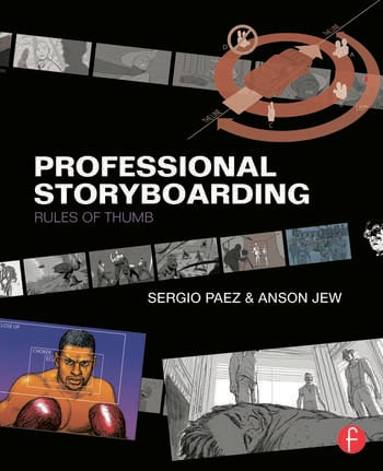 Professional Storyboarding Rules of Thumb book cover