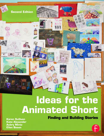 Ideas for the Animated Short Finding and Building Stories book cover