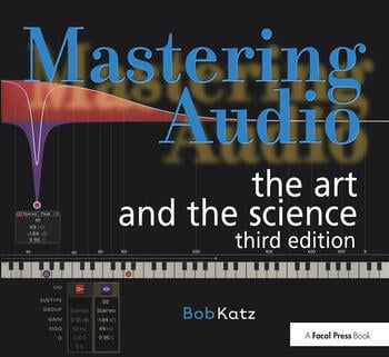 Mastering Audio The Art and the Science book cover