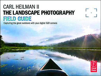 The Landscape Photography Field Guide book cover
